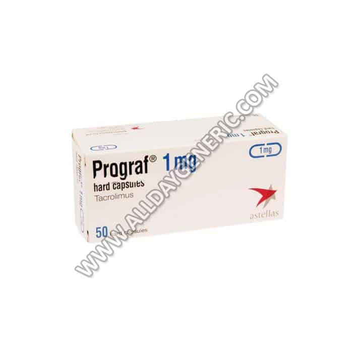 Prograf 1 mg Capsule(Tacrolimus)
