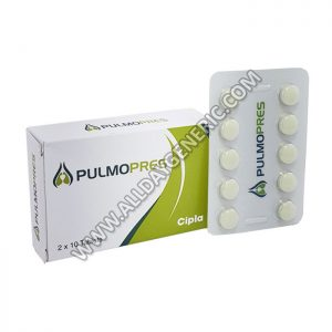 Pulmopres 20 mg (Tadalafil 20mg Tablets) Tadalafil Pills