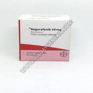Resihance 40 mg Tablet(Regorafenib)