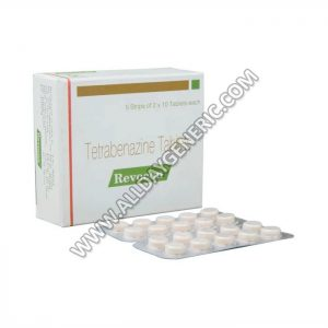 Revocon Tablet(Tetrabenazine)