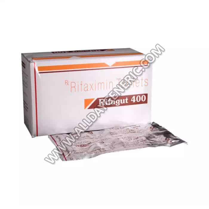 Rifagut 400 mg, Rifaximin, Rifagut 400, Rifaximin 400