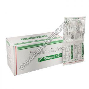 Rifagut 550 mg, Rifaximin, Rifagut 550, Rifaximin 550 mg