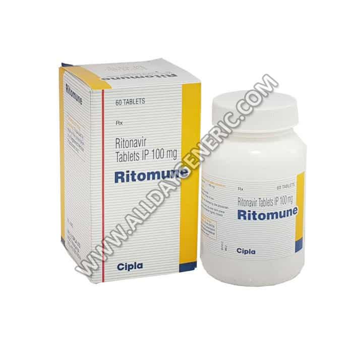 Ritonavir 100mg, Ritomune, ritonavir brand name