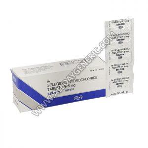 Selgin 5 mg (Selegiline)