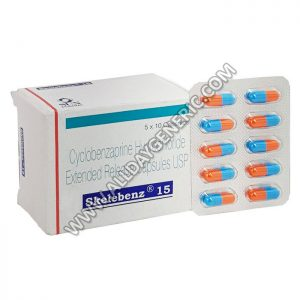 Skelebenz Capsules (Cyclobenzaprine)