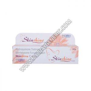 Skinshine Cream (Hydroquinone / Tretinoin / Mometasone)