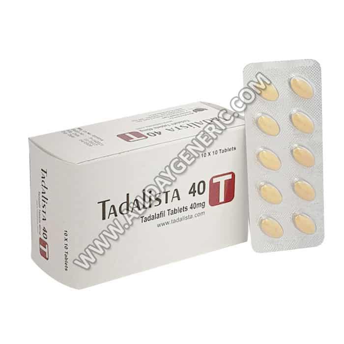 tadalafil 40 mg, tadalista 40 mg, tadalafil pills
