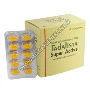 Cialis super active, tadalafil generic, Tadalista Super Active