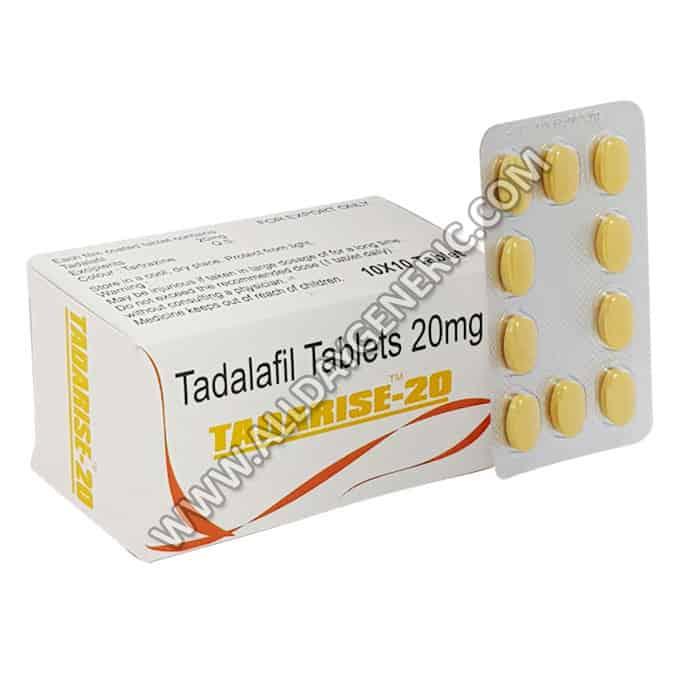 tadarise 20, tadalafil 20mg, tadarise 20 mg