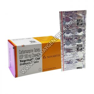 Tegrital 100mg (Carbamazepine)