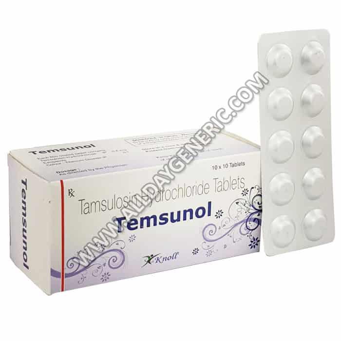 Temsunol (Tamsulosin)