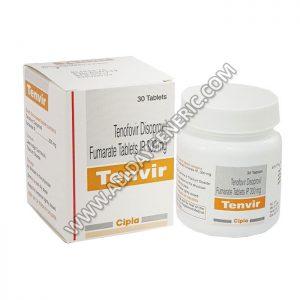 Tenofovir 300mg (Tenvir 300)