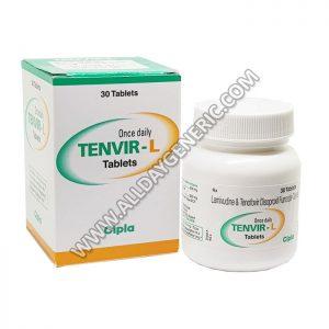 Lamivudine / Tenofovir (Tenvir)