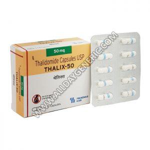 Thalix 50 mg, Thalidomide