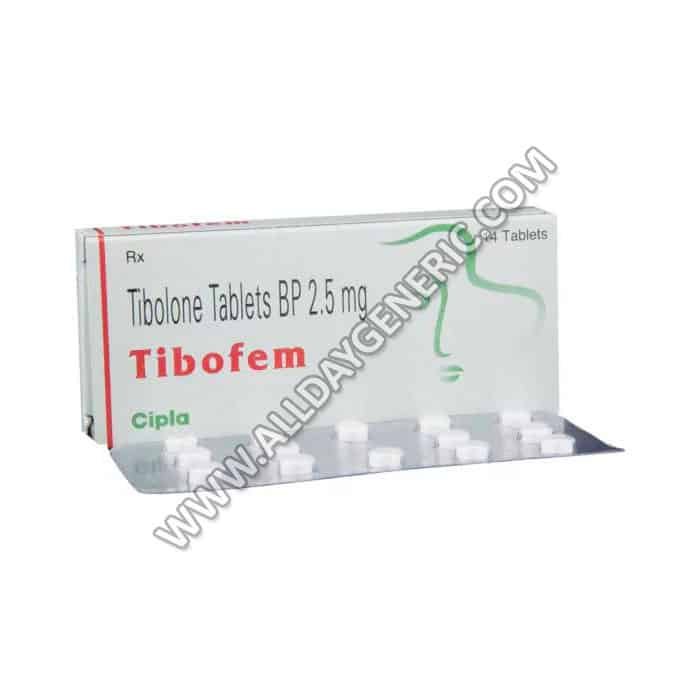 Tibofem, Tibolone