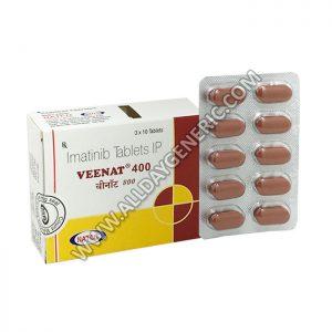 Veenat 400 (Imatinib Price)