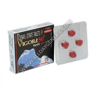 vigora 50 mg, Sildenafil 50mg, Vigora 50