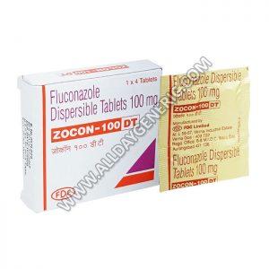 Zocon 100 dt (Fluconazole Tablets)