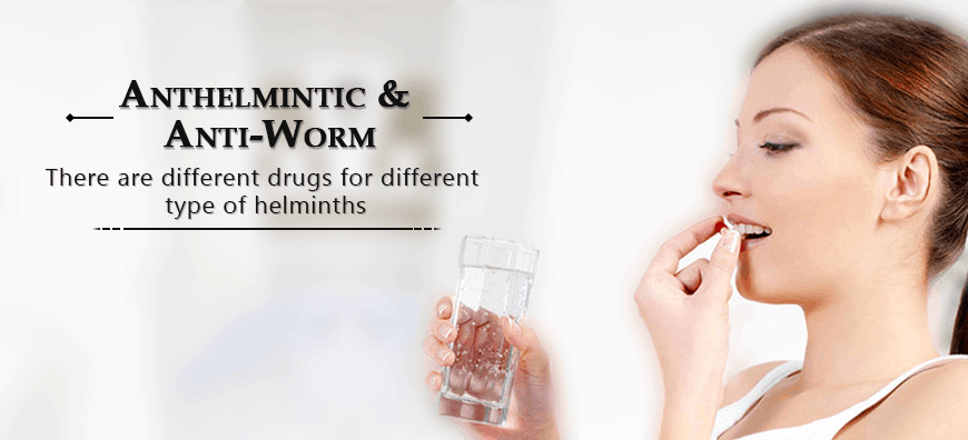 anthelmintic drugs, anthelmintic, anthelmintic medication
