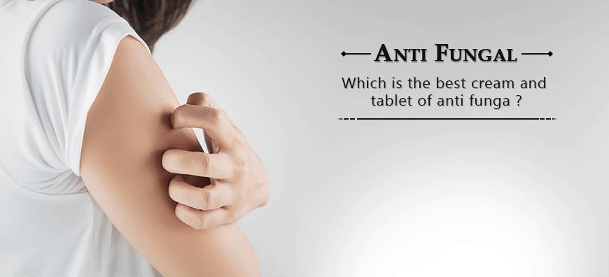 antifungal cream, antifungal medication