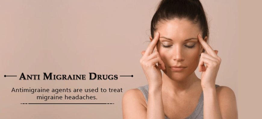 antimigraine drugs side effects, antimigraine medicine