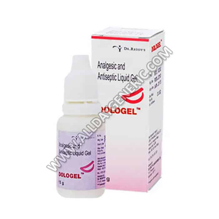 Analgesic Gel, Dologel Gel