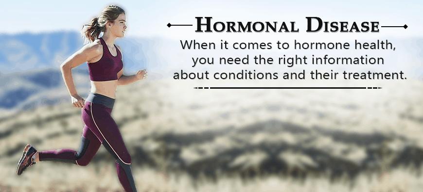 hormonal diseases, hormone pills