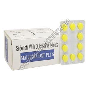 Malegra DXT plus, Sildenafil / Duloxetine (Buy Malegra Online)