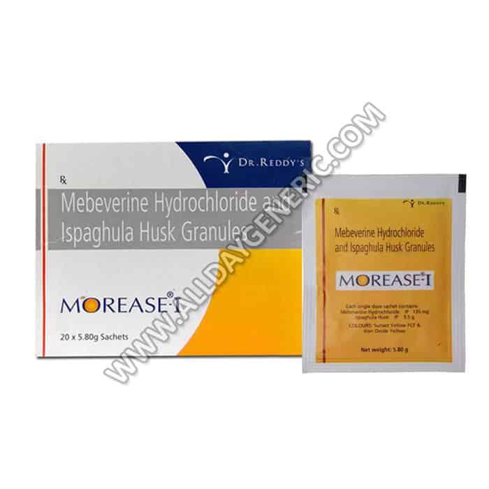 Morease I Granules, Mebeverine