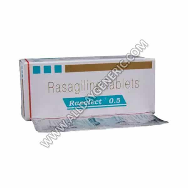 Rasalect 0.5 mg