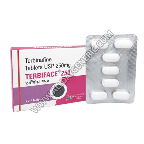 Terbiface 250