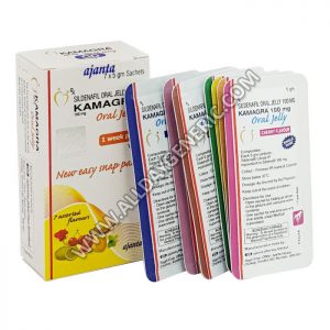 Week Pack Kamagra Oral Jelly (Sildenafil Oral Jelly 100mg)