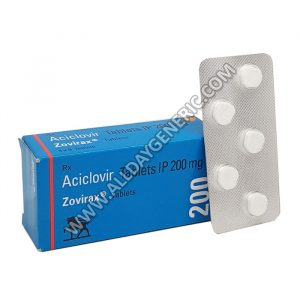 Acyclovir Tablet (Zovirax 200)