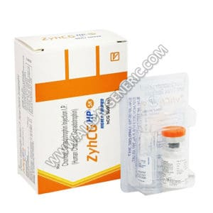 Hcg 5000 iu injection | ZyhCG 5000 IU Injection (HCG (Human Chorionic Gonadotropin))