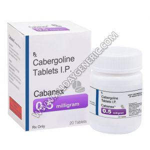 cabanex 0.5