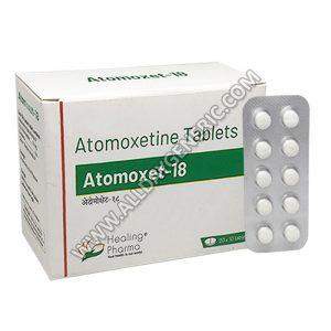 Atomoxet 18, Atomoxetine