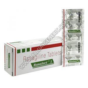 Rasalect 1 mg, rasagiline