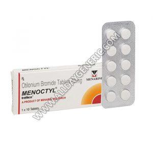 Menoctyl Tablet, Spasmoctyl