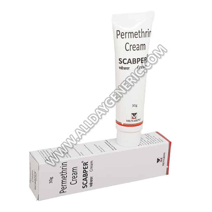 Scabper cream (Permethrin)
