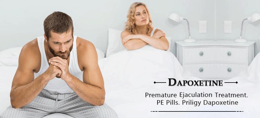Dapoxetine, Dapoxetine Pills, premature ejaculation pills, priligy