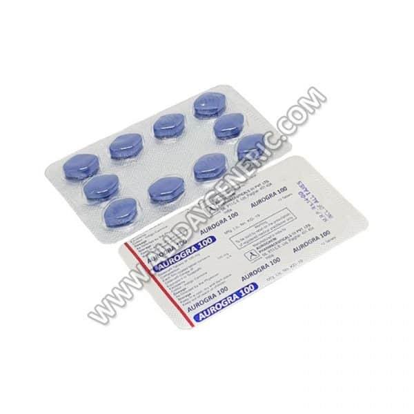 Aurogra-100-mg