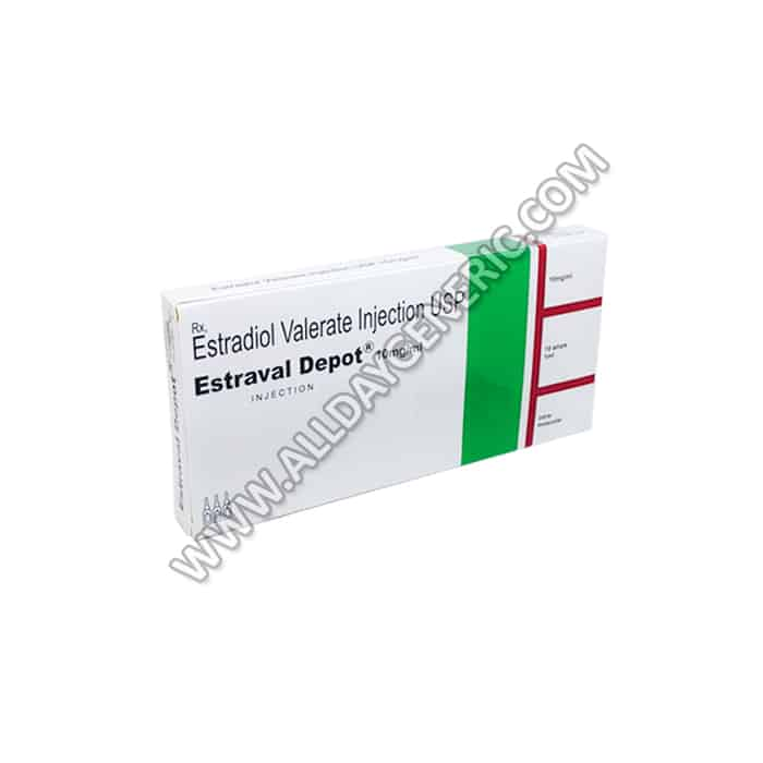 Estradiol Valerate 100mg Injection
